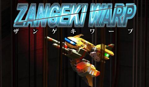 (Review PC game) ZANGEKI WARP : มิติใหม่ของเกมยานยิง วาร์ปได้ทุกที่!