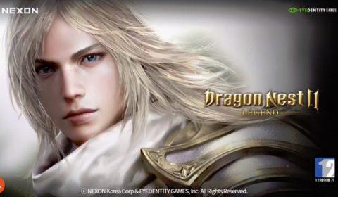 (Review Mobile) Dragonnest 2 : สานต่อตำนานวีรบุรุษนักล่ามังกร (CBT)