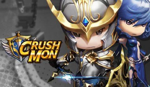 CrushMon เกมมือถือใหม่แนว RPG จาก Nexon เปิดให้ลงทะเบียนเล่นล่วงหน้าแล้ว