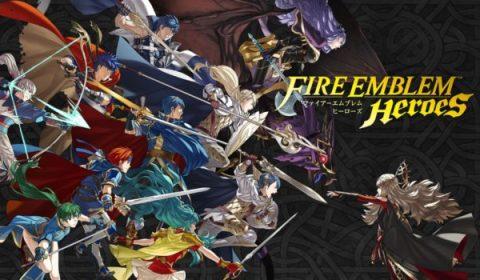 (รีวิว) Fire Emblem Heroes เกมในตำนานใหม่ล่าสุดจาก Nintendo
