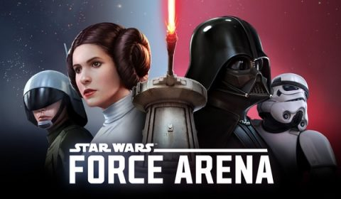 Star Wars™: Force Arena อัพเดตใหญ่ครั้งแรก ลุ้นรับการ์ดหัวหน้าไปเลย ฟรี!