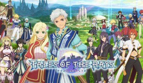 Tales of the Rays เกมมือถือ RPG ใหม่ล่าสุดจาก Bandai ปล่อยคลิปเกมเพลย์ น่าเล่นแค่ไหนมาดู