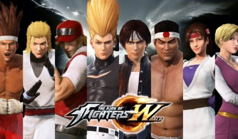 เตรียมพบกับ The King of Fighters World ในรูปแบบเกมมือถือแนว mobile MMORPG