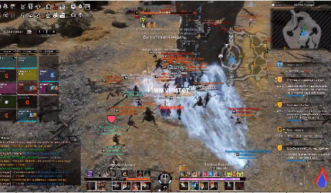 Bless Online เกาหลี  ปล่อย Guild War ฟีเจอร์ใหม่ล่าสุดในเกม (พร้อมวิธีเล่น)