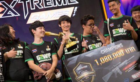 Infestation Thailand Championship 2016 G2WP คว้าชัย หอบเงินล้านกลับบ้าน!