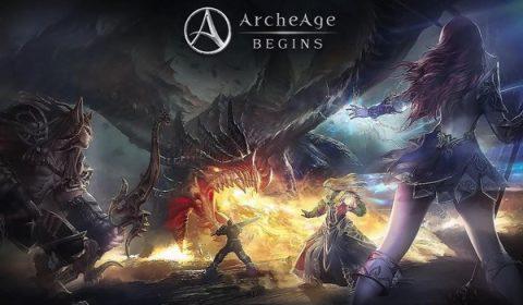 สิ้นสุดการรอคอย ArcheAge Begins เปิด CBT ให้คนไทยลองเล่นแล้ววันนี้ ถึง 31 มีนาคม