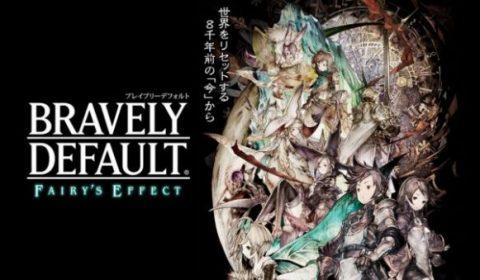 Bravely Default Fairy's Effect เผยข้อมูลตัวละครหลักทั้ง 5 คลาส คาดเปิดตัวเกมภายในปี 2017 นี้