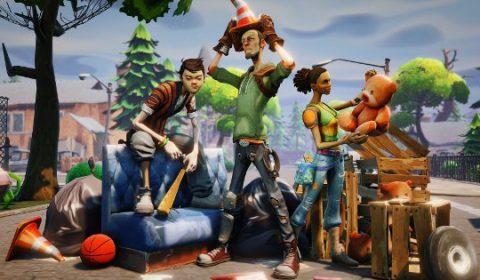 Epic Games เปิดเผยข้อมูลเกมใหม่ Fortnite ลูกผสมระหว่าง Minecraft กับ Left 4 Dead เตรียมเปิด Beta ในปีนี้