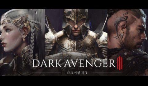 เตรียมมันส์ Dark Avenger 3 เกมมือถือ Action RPG สุดฮาร์ดคอร์ พร้อมลุย CBT 7 เมษายนนี้