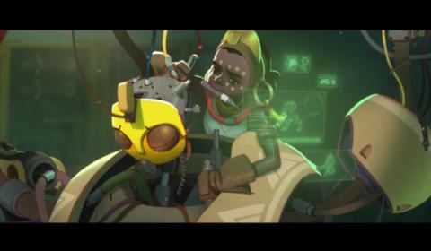 ผิดคาด! Efi ไม่ใช่ฮีโร่ใหม่ แต่เป็นเบื้องหลังผู้ประดิษฐ์ Orisa หุ่นยนต์ตัวล่าสุดใน Overwatch