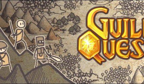 [รีวิวเกม PC]เกมอินดี้แนวผจญภัย Guild Quest