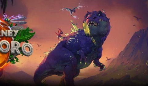 เริ่มแล้ว อันโกโร่ บุกแดนไดโนเสาร์ พร้อม 3 ซองฟรี ใน HearthStone!