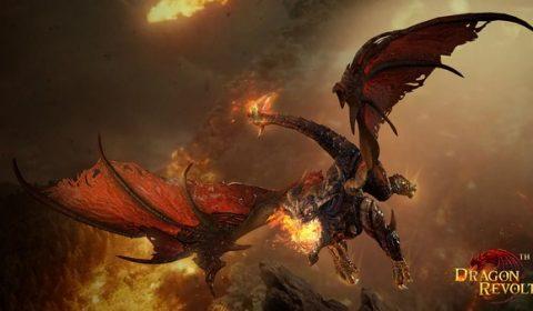 Snail Games เอาใจแฟน MMORPG เตรียมปล่อยเกมใหม่ Dragon Revolt บุกสโตร์ไทยเร็วๆนี้