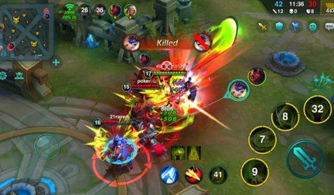 Heroes Arena พร้อมเปิดสนามสำหรับผู้เล่นชาว iOS แล้ววันนี้ สาวก MOBA ไม่ควรพลาด
