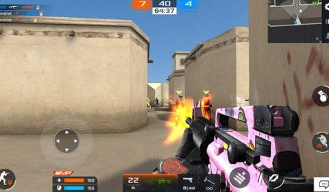 Breakout เกมส์มือถือใหม่สไตล์ FPS เต็มสูบจาก Garena พร้อมให้บริการแล้ววันนี้