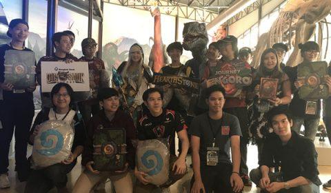 Hearthstone Media Exclusive Meeting เปิดมิติสู่โลกไดโนเสาร์ ต้อนรับแพทช์ใหม่ Journey to Un'Goro
