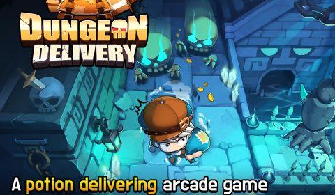 [รีวิวเกมมือถือ] ฝ่าดันเจี้ยนส่งโพชั่น! Dungeon Delivery