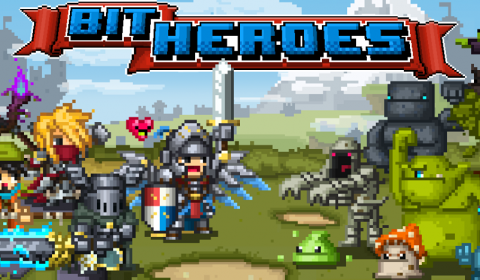 [Android-iOS] มาตะลุยดันเจี้ยนแสนเร้าใจกับเกม RPG สุดคลาสสิค Bit Heroes