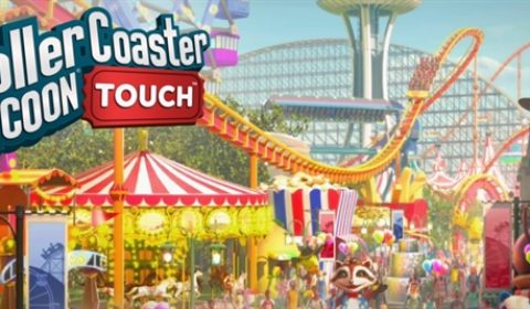 (Review Mobile Game) RollerCoaster Tycoon Touch : สร้างสวนสนุกในมือคุณแบบ 3D!