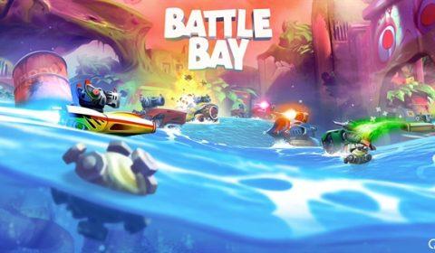 (รีวิวเกมมือถือ) Battle Bay – สงครามเรือรบฉบับมินิ จากผู้สร้าง Angry Birds