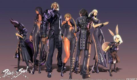 (ไกด์เกม) Blade and Soul : เลือกเล่นอาชีพไหนดี