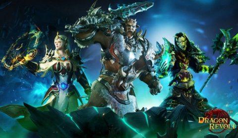 Dragon Revolt เกมใหม่ MMORPG เปิดลงทะเบียนล่วงหน้าแล้ววันนี้