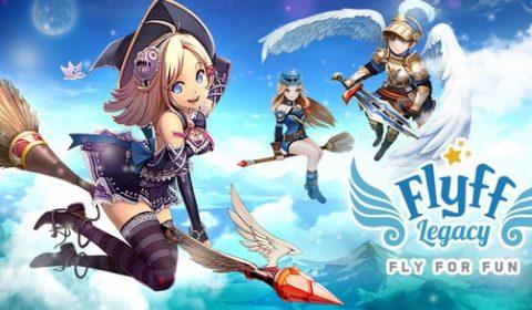 Flyff กลับมาใหม่ในเวอร์ชั่น mobile! พบกับเกม Flyff Legacy บน iOS และ Android (ดาวน์โหลดฟรี)