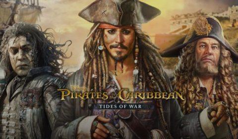 Joycity เปิดตัวเกม Pirates of the Caribbean Tides of War เอาใจแฟนๆโจรสลัดจากหนังดัง (ดาวน์โหลดฟรี)