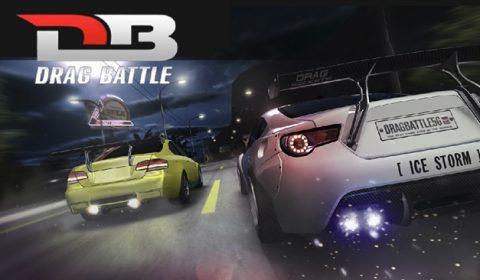 (รีวิวเกมมือถือน่าเล่น) Drag Battle racing : ศึกดวลเกมแข่งรถบนมือถือ