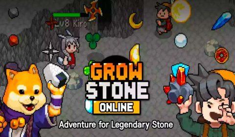 มาเป็นนักสุดยอดขว้างหินกันเถอะ กับเกม MMO สุดอินดี้ GrowStone Online