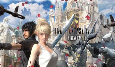 (รีวิวเกมมือถือ) Final Fantasy XV: A New Empire : เกมสร้างเมืองฉบับไฟนอล 15