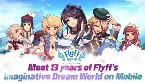 (รีวิวเกมมือถือ) Flyff Legacy – สานต่อตำนานเกมเก็บเลเวลในดวงใจ สู่เวอร์ชั่นมือถือ