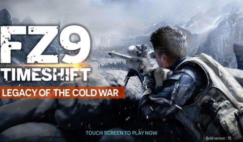 (รีวิวเกมมือถือ) FZ9: Timeshift เกม FPS บู๊เดือดแบบสโลวโมชั่น ฉบับอารมณ์ Dark Soul!