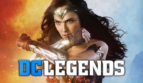 DC Legends ไวตามเทรนด์! อัพเดทเนื้อหา Wonder Woman มาต่อสงครามกับฮีโร่สาวกันได้เลย
