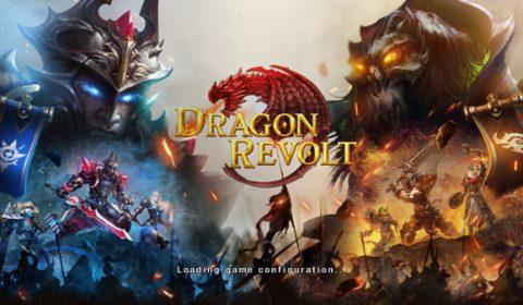 เปิดให้บริการแล้ว Dragon Revolt-เวิลด์ออฟดราก้อน เกมส์มือถือใหม่แนว MMORPG Open World จาก Snail Games