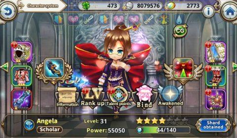 EOA อาณาจักรนางฟ้า Mobile RPG สุดฮิตติดลมบน จากอันดับ 1 ญี่ปุ่น สู่ Top 5 ในสโตร์ไทย!