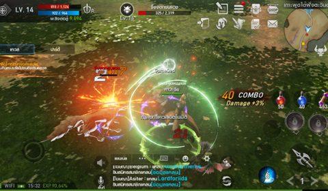 Lineage2 Revolution ผู้เล่นตอบรับล้นหลาม พร้อมเปิดให้เล่นแล้ววันนี้ทั้ง iOS  และ Android