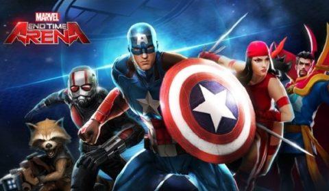 Marvel End Time Arena (KR) เกม MOBA จากทาง Marvel เตรียมเปิดให้เล่นแล้ว 26 มิถุนายนนี้