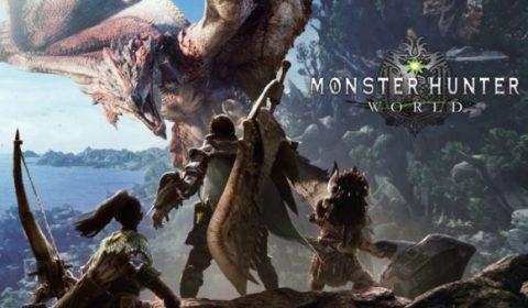 Capcom เปิดตัว Monster Hunter: World เตรียมรอเล่นกันได้เลยต้นปีหน้า