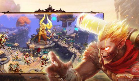 เตรียมพบกับ The Monkey Ares เกม Mobile MMOARPG 3D จากตำนานไซอิ๋ว ต่อสู้กัน real-time แบบ 3 ต่อ 3