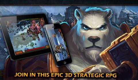 เปิดตัวเกมมือถือใหม่ Age of Warriors Dragon Discord แนว Real-Time Strategy (ดาวน์โหลดฟรี iOS และ Android)