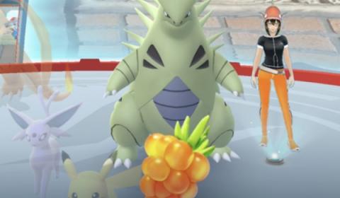 ข้อมูลอัพเดท Pokemon GO ปี 2017 ตอน ไอเทมใหม่ ใน Pokemon GO 2017