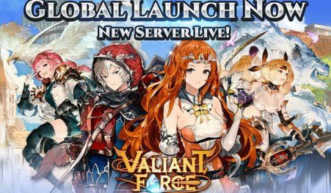 Valiant Force เปิดให้บริการแล้วทั่วโลก! พิสูจน์ความสามารถเชิงกลยุทธ์ของคุณกับผู้เล่นทั่วโลก