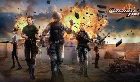 (รีวิวเกมมือถือ) Ultimate Fire เกมยิงออนไลน์บนมือถือ ท้าให้ลอง