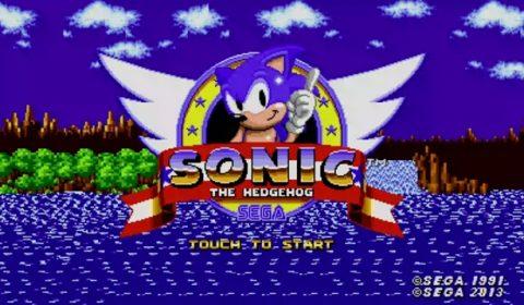 (รีวิวเกมมือถือน่าเล่น) Sonic the Hedgehog เกมเม่นสายฟ้ารุ่นแรก ลงมือถือแล้วและฟรี!