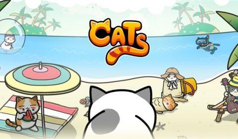 (รีวิวเกมมือถือน่าเล่น) LINE CATS เกมมือถือที่ทาสแมวจะต้องเล่น