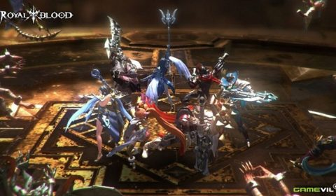 Royal Blood เกมส์มือถือใหม่จาก Gamevil แนว MMORPG กราฟิกโคตรเยี่ยมเปิดตัวในยุโรป
