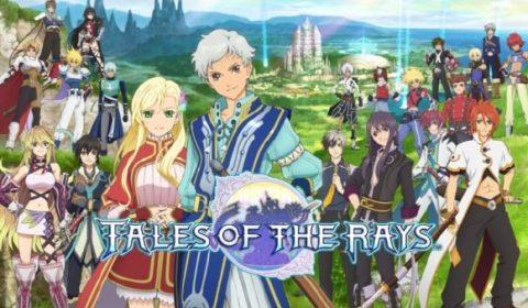 Tales of the Rays เกมมือถือ RPG จาก Bandai เผยเวอร์ชั่นภาษาอังกฤษ เล่นได้หน้าร้อนนี้