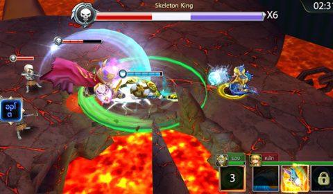 เปิดให้บริการแล้ววันนี้ Heaven Heroes เกมส์มือถือใหม่จาก Ini3 รวมผู้กล้าจากตำนานไว้ในที่เดียว