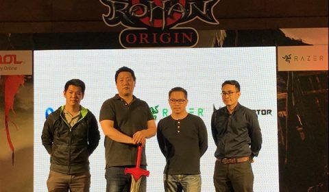 แถลงข่าวเปิดตัว Rohan Origin ทีมงาน Playwith Thailand ยืนยันพร้อมอัพเดทคอนเท้นตามใจคนเล่น เข้าถึงคนไทยสาย PK แน่นอน